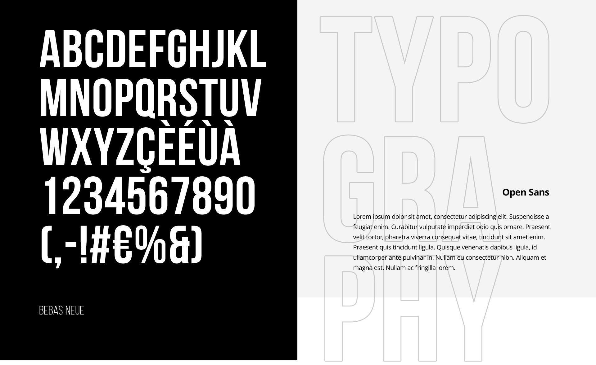 SAMO - Typography