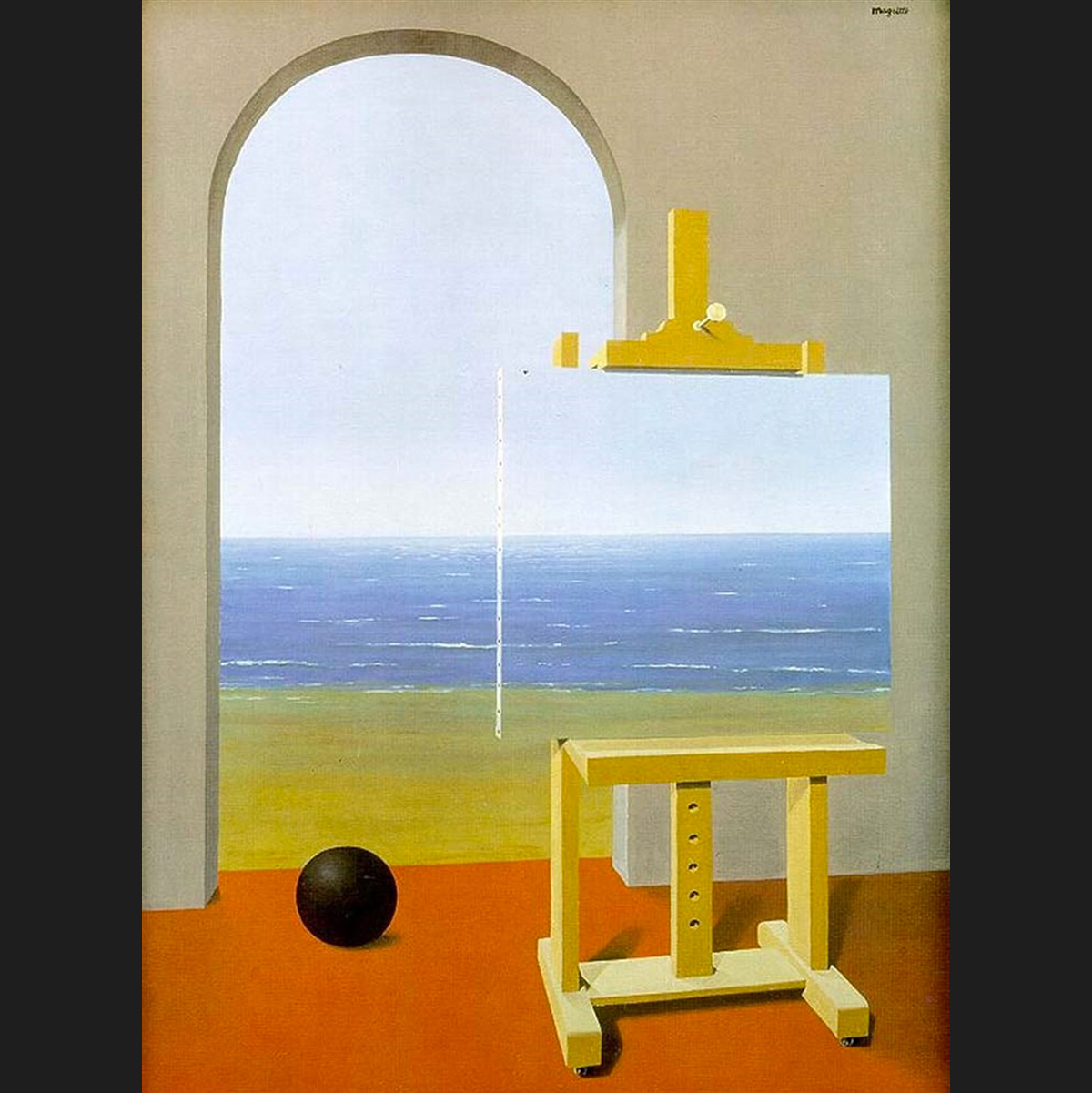 Magritte - Human Condition